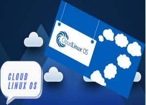Cloud Linux OS