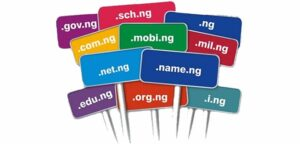 how much is a domain name in nigeria