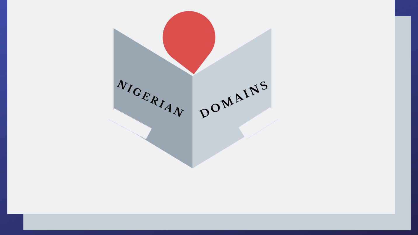 Nigerian Domains Name Service
