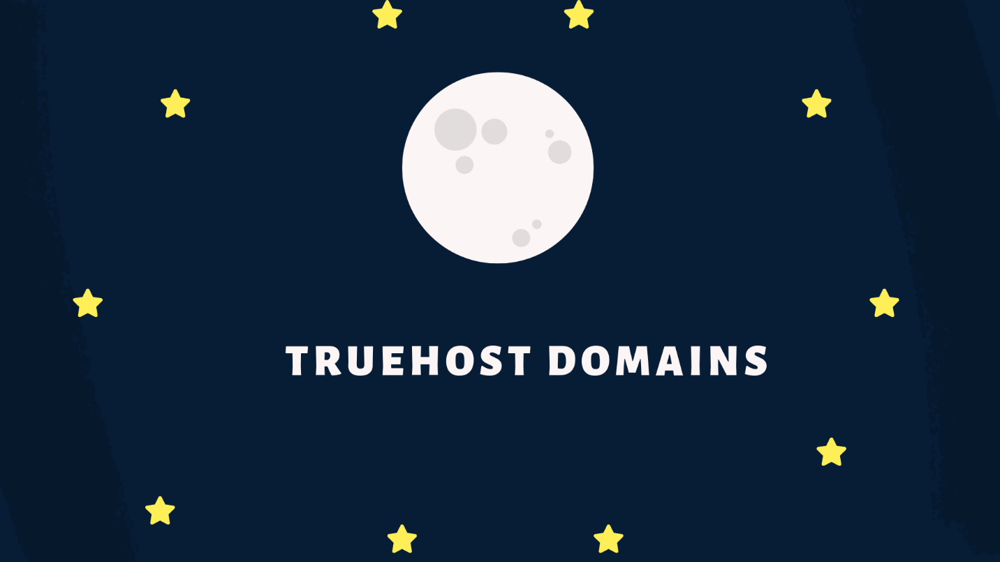 Truehost Cloud Domain Names