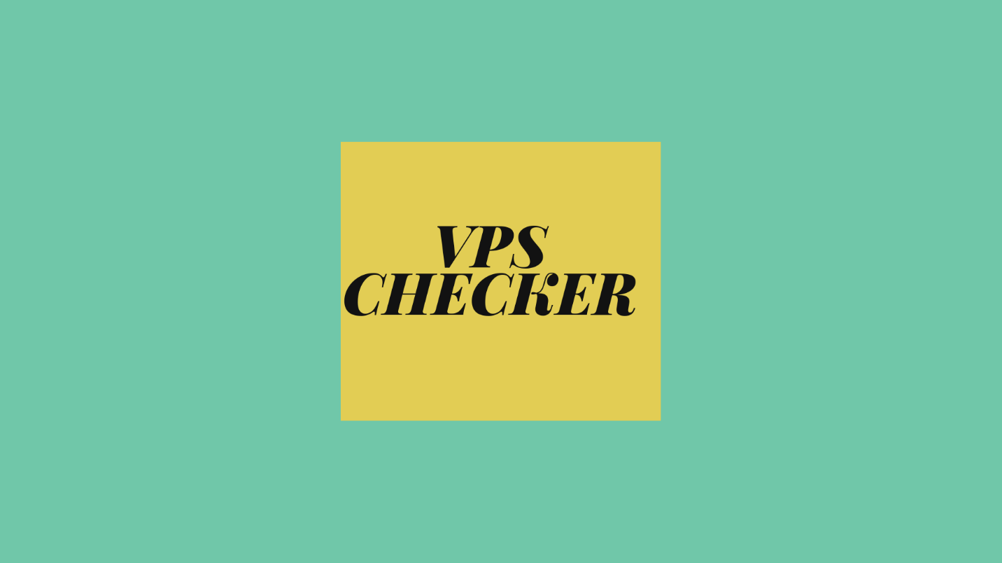 Things to check before buying a VPS – VPS Checklist