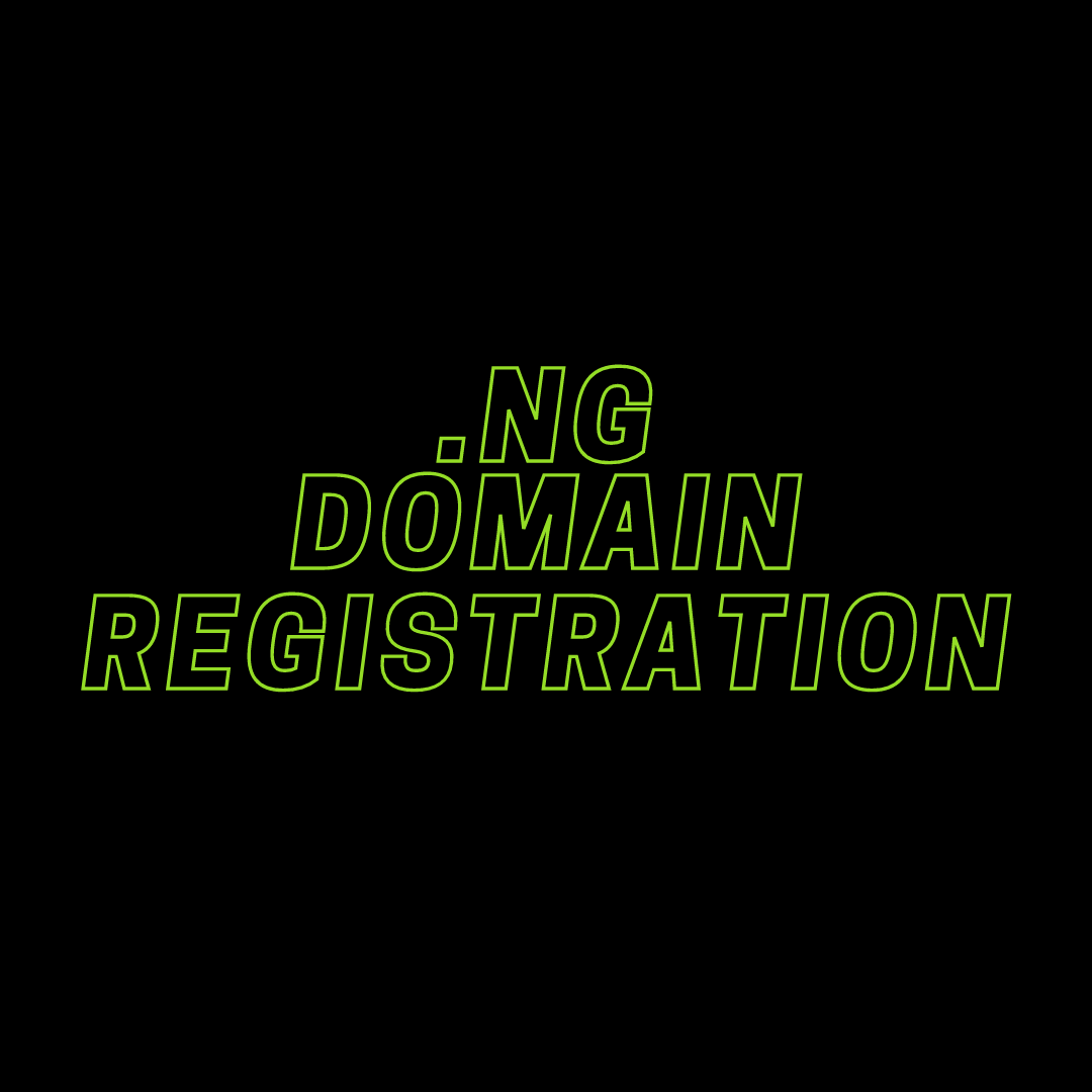 .NG Domain Name Registrars