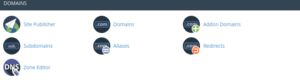 host multiple domains cpanel