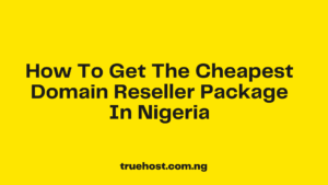 cheapest domain reseller package